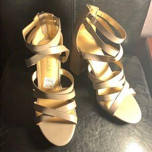American eagle chunky heels
